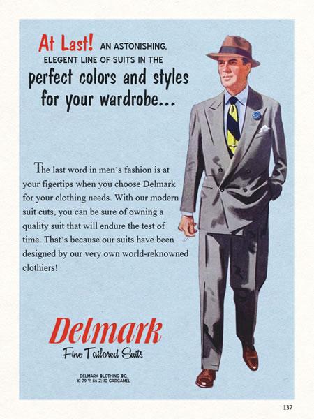Costumes Delmark